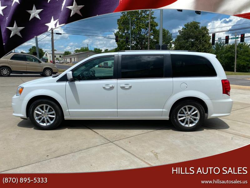 2019 Dodge Grand Caravan for sale at Hills Auto Sales in Salem AR