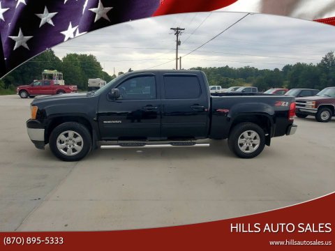 2012 GMC Sierra 1500 for sale at Hills Auto Sales in Salem AR
