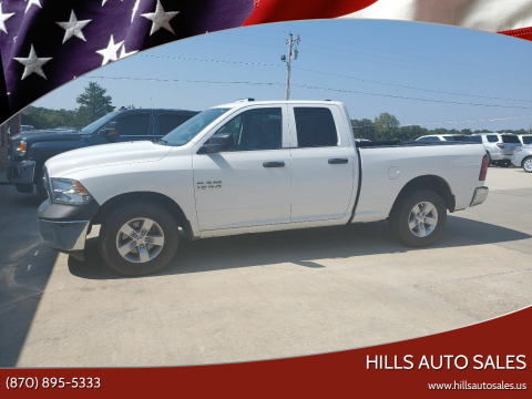 2017 RAM Ram Pickup 1500 for sale at Hills Auto Sales in Salem AR