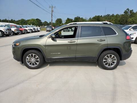 2019 Jeep Cherokee for sale at Hills Auto Sales in Salem AR