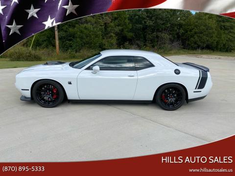 2018 Dodge Challenger for sale at Hills Auto Sales in Salem AR