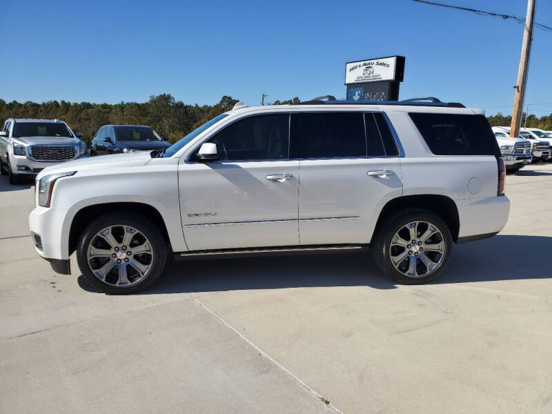 2018 GMC Yukon for sale at Hills Auto Sales in Salem AR