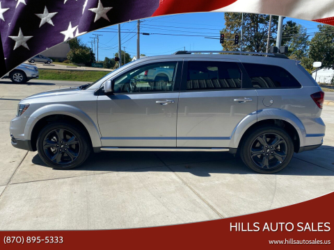 2019 Dodge Journey for sale at Hills Auto Sales in Salem AR