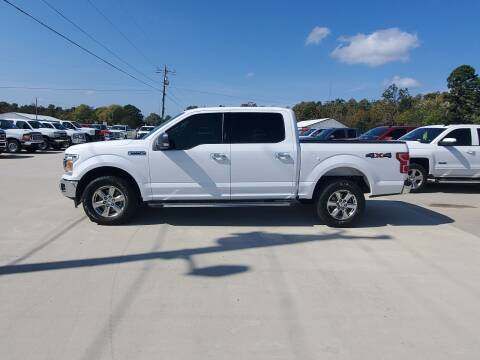 2019 Ford F-150 for sale at Hills Auto Sales in Salem AR