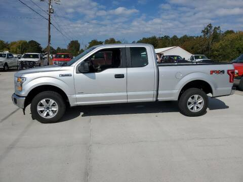 2017 Ford F-150 for sale at Hills Auto Sales in Salem AR