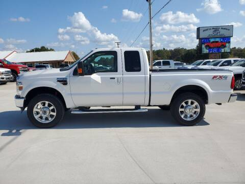 2010 Ford F-250 Super Duty for sale at Hills Auto Sales in Salem AR