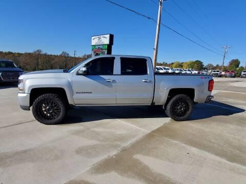 2017 Chevrolet Silverado 1500 for sale at Hills Auto Sales in Salem AR