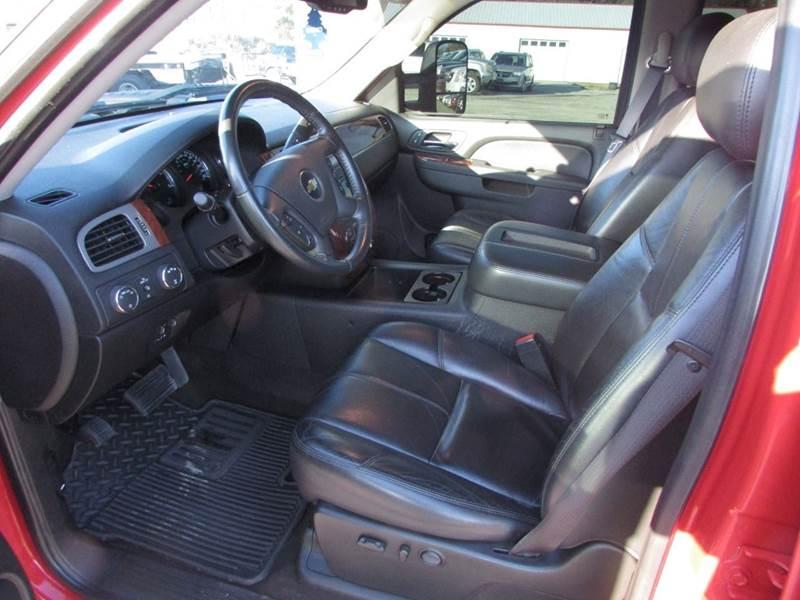 2011 Chevrolet Silverado 3500HD 4x4 LTZ 4dr Crew Cab LB DRW - Salem AR