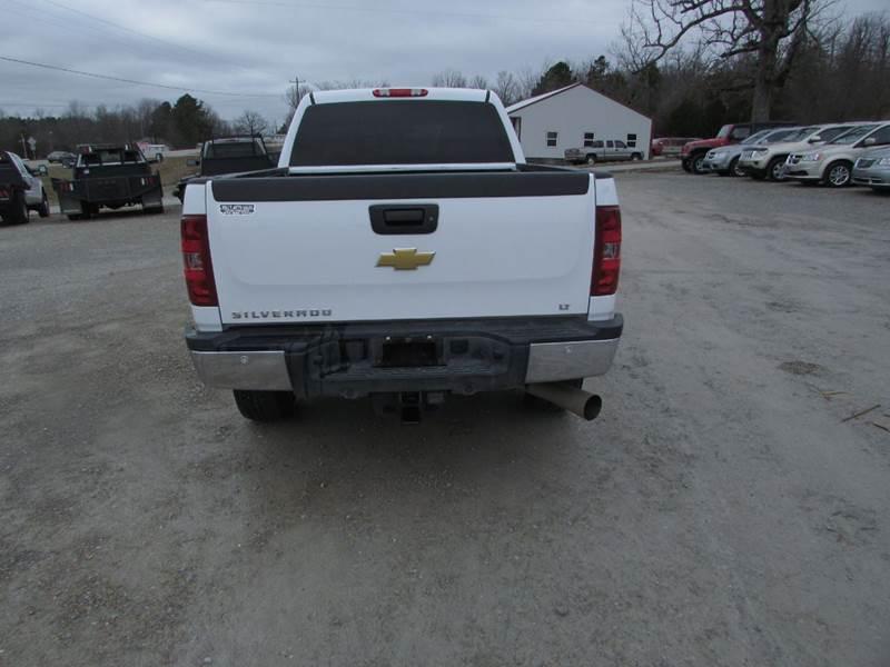 2014 Chevrolet Silverado 2500HD 4x4 LT 4dr Crew Cab SB - Salem AR