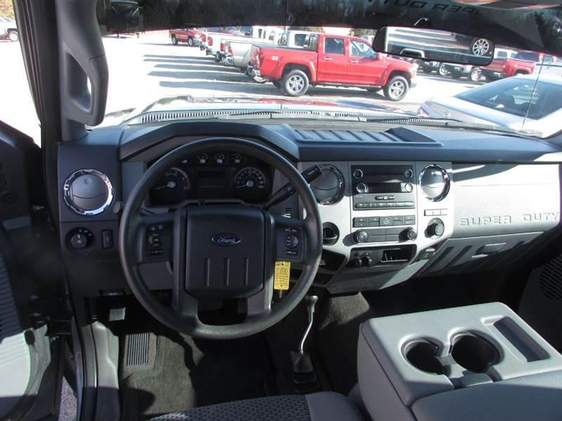 2014 Ford F-250 Super Duty 4x4 XLT 4dr Crew Cab 6.8 ft. SB Pickup - Salem AR