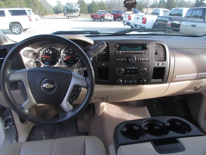 2013 Chevrolet Silverado 1500 4x2 LT 4dr Crew Cab 5.8 ft. SB - Salem AR