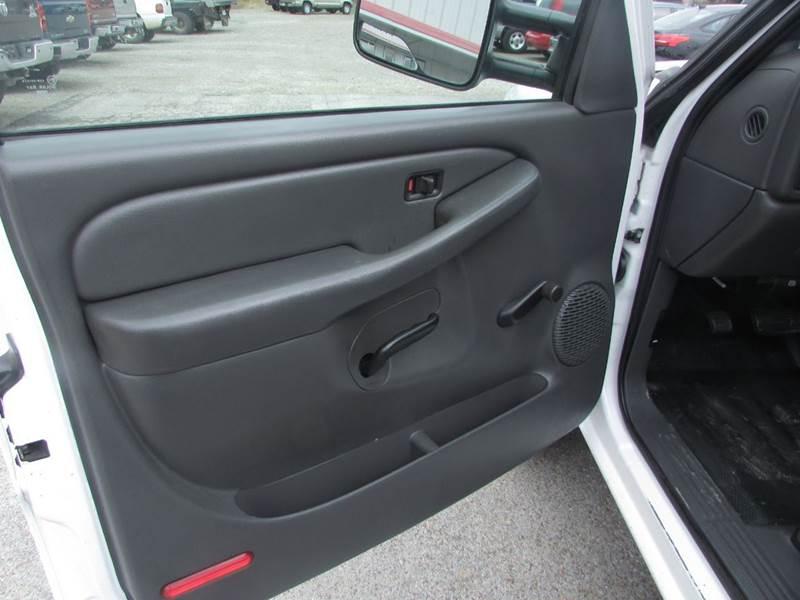 2007 GMC Sierra 2500HD Classic SL1 4dr Extended Cab SB - Salem AR