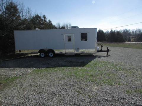 2006 Royal Cargo toy hauler