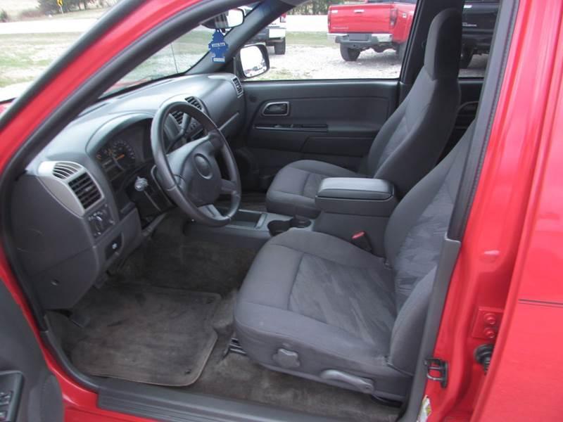 2005 Chevrolet Colorado 4dr Crew Cab Z85 LS 4WD SB - Salem AR