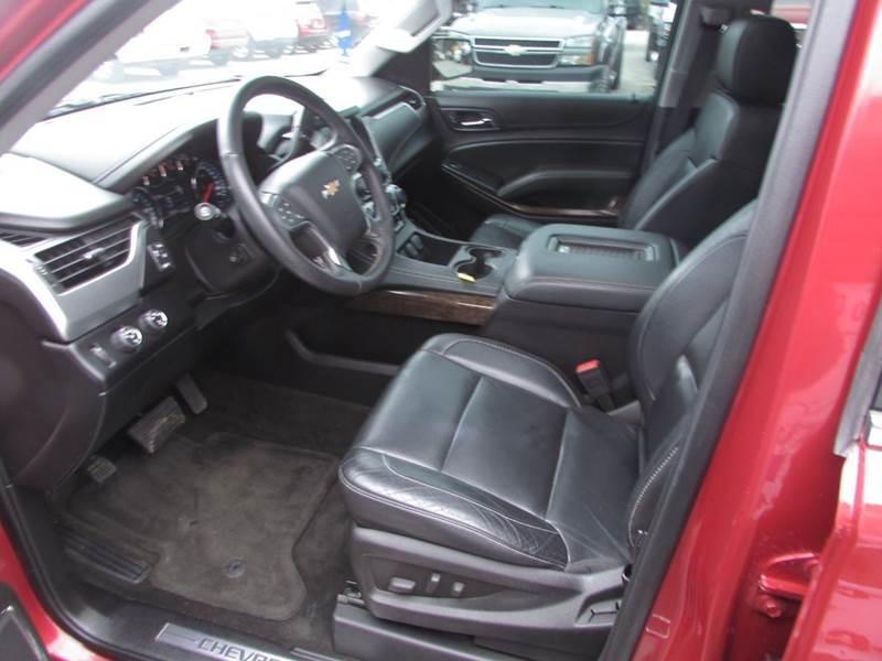 2015 Chevrolet Suburban 4x4 LT 1500 4dr SUV - Salem AR