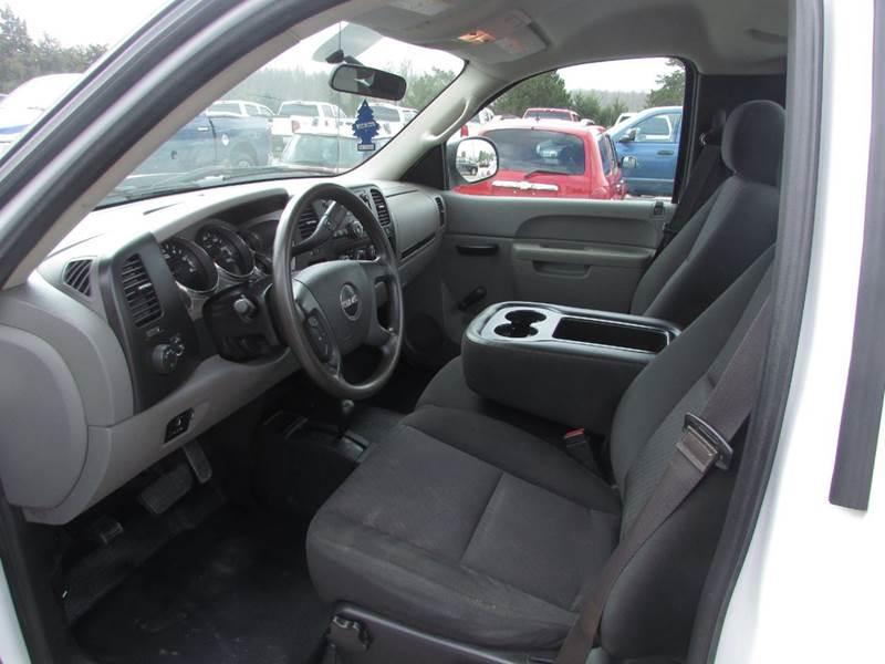 2014 GMC Sierra 2500HD 4x4 Work Truck 2dr Regular Cab LB - Salem AR