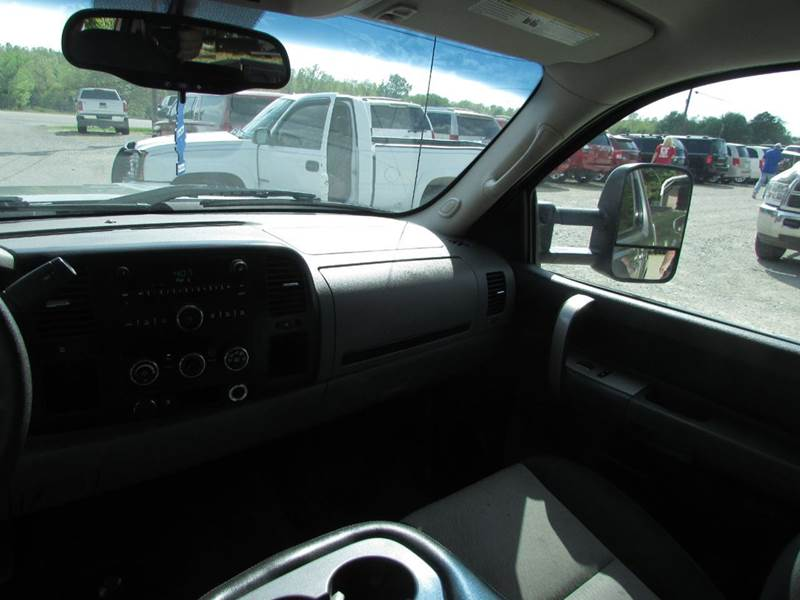 2007 GMC Sierra 1500 Work Truck 4dr Crew Cab 4x4 5.8 ft. SB - Salem AR