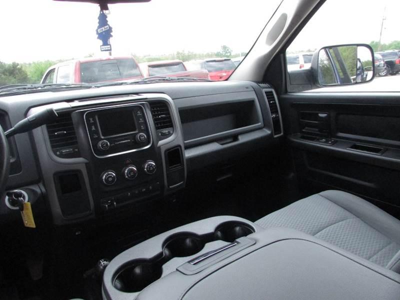 2014 RAM Ram Pickup 3500 4x4 Tradesman 4dr Crew Cab 8 ft. LB Pickup - Salem AR
