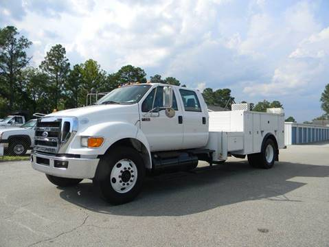 2011 Ford F-750 for sale in Angier, NC