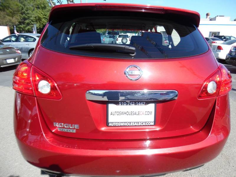 2015 Nissan Rogue Select S 4dr Crossover - Fremont CA