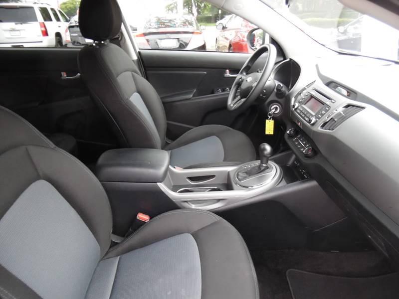 2016 Kia Sportage LX 4dr SUV - Fremont CA