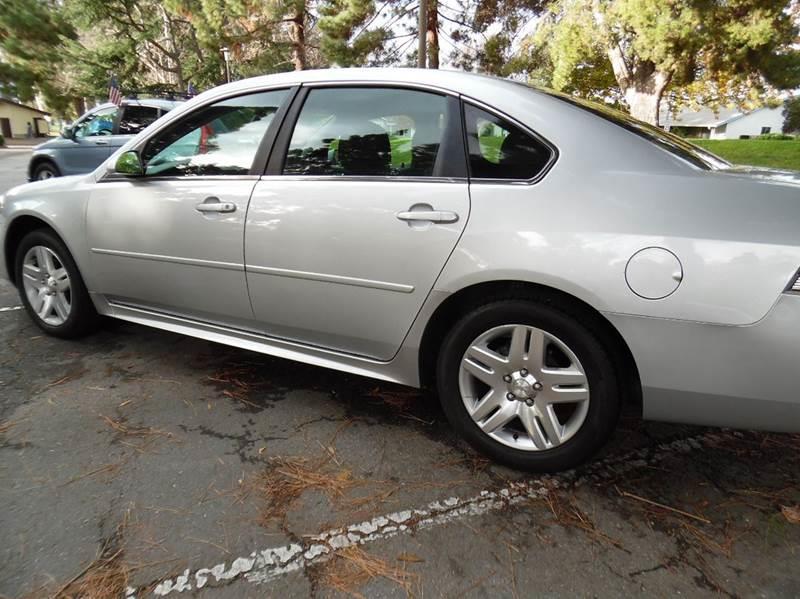 2012 Chevrolet Impala LT Fleet 4dr Sedan - Fremont CA