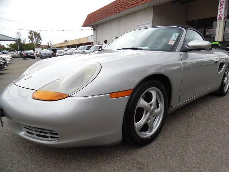 1999 Porsche Boxster 2dr Convertible - Fremont CA