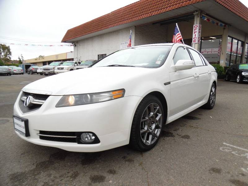2008 Acura Tl Type-S 4dr Sedan 5A In Fremont CA - Autos Wholesale