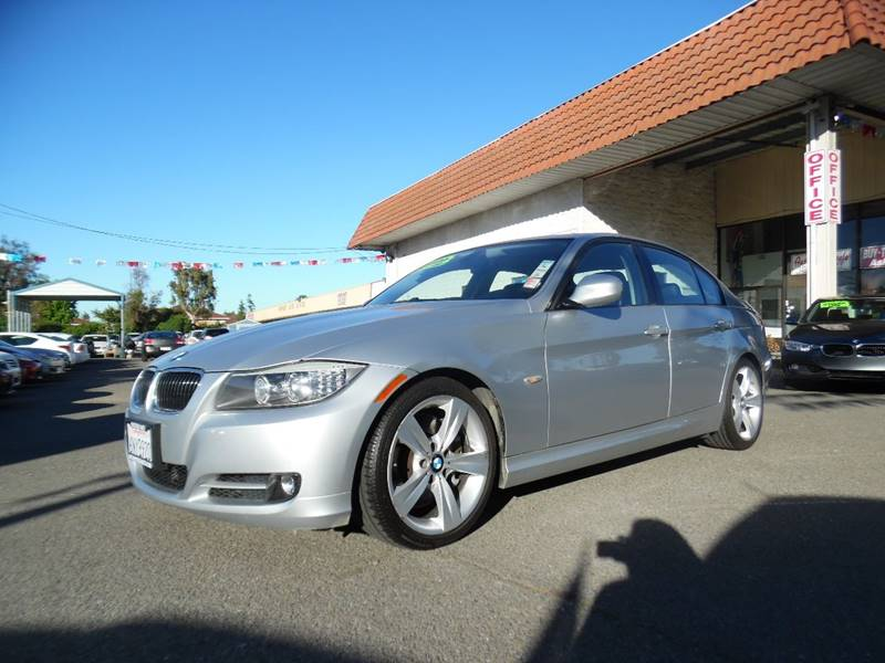 2009 BMW 3 SERIES 335I 4DR SEDAN silver need financing we can help call now call today call t