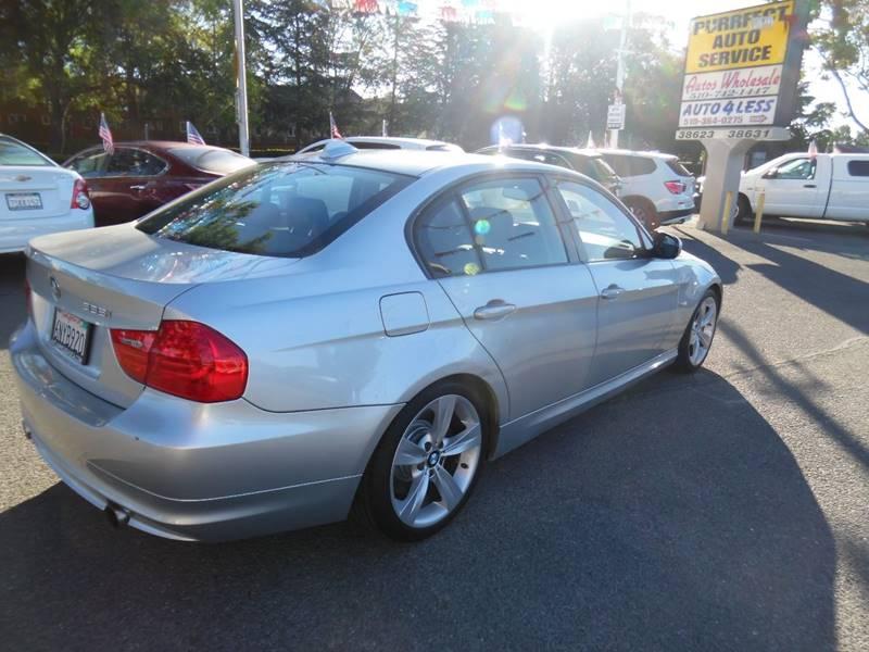 2009 BMW 3 Series 335i 4dr Sedan - Fremont CA