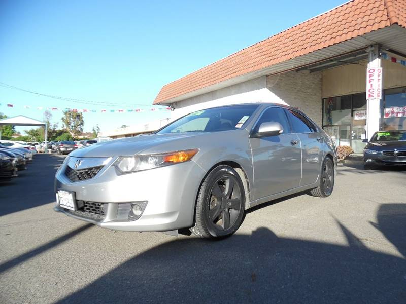 2010 Acura TSX 4dr Sedan 5A w/Technology Package - Fremont CA