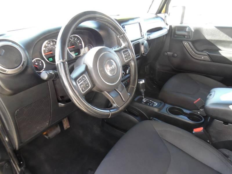 2015 Jeep Wrangler 4x4 Sport 2dr SUV - Fremont CA
