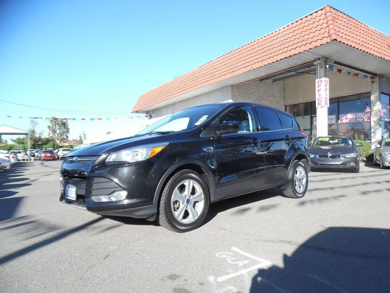 2014 FORD ESCAPE SE 4DR SUV black need financing we can help call now call today call the off