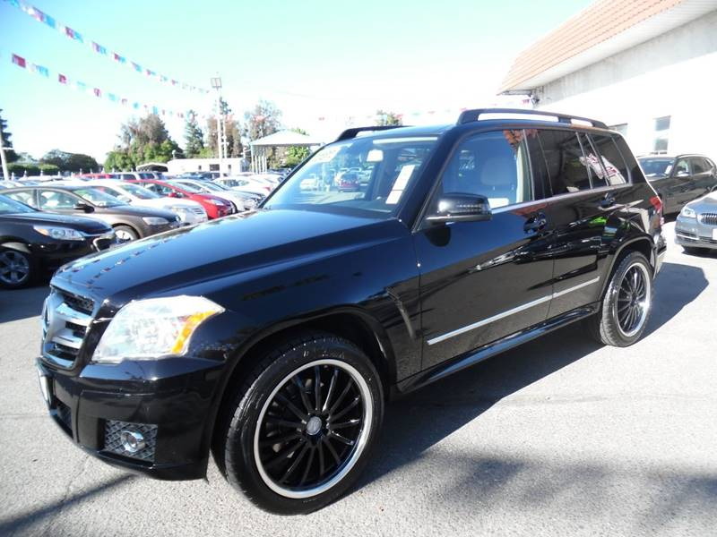 2012 MERCEDES-BENZ GLK GLK 350 4DR SUV black need financing we can help call now call today c
