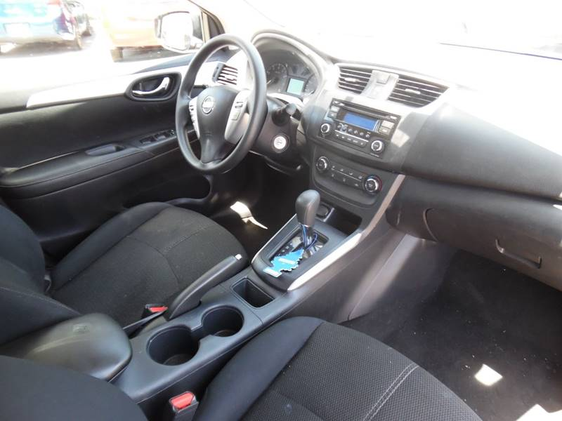 2016 Nissan Sentra S 4dr Sedan CVT - Fremont CA