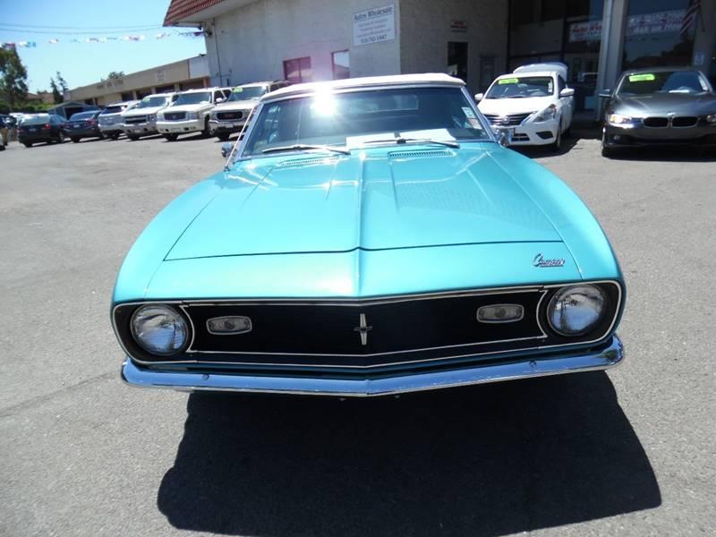 1968 Chevrolet Camaro  - Fremont CA