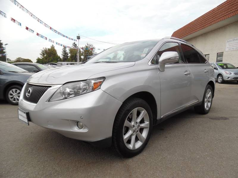 2010 LEXUS RX 350 BASE 4DR SUV silver need financing we can help call now call today call the