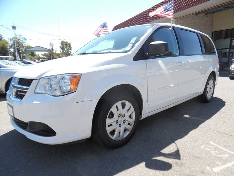 2015 Dodge Grand Caravan SE 4dr Mini-Van - Fremont CA