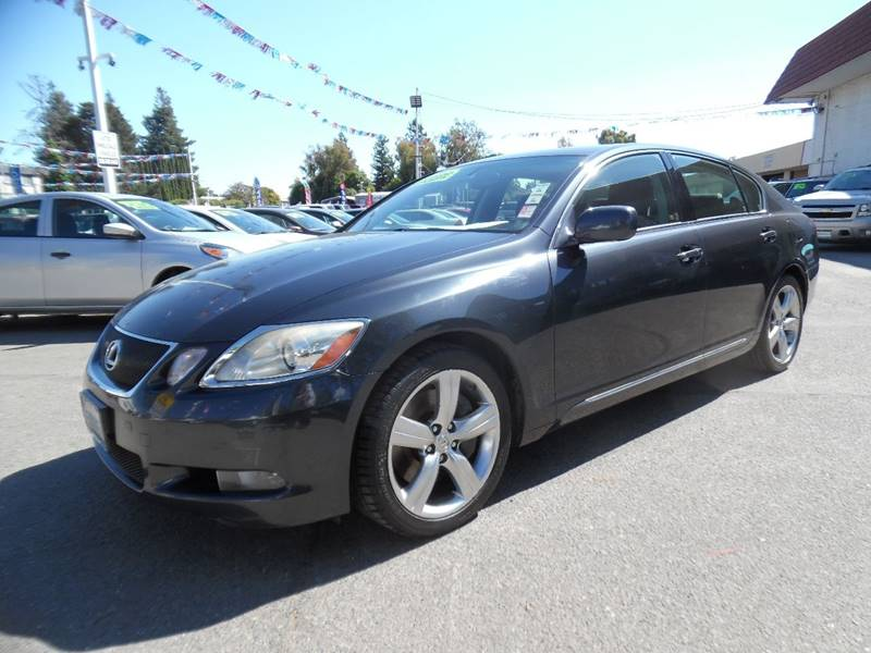 2007 LEXUS GS 350 BASE 4DR SEDAN pewter need financing we can help call now call today call t