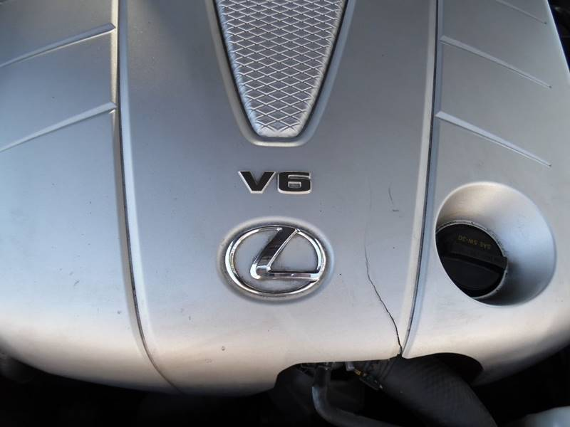 2007 LEXUS GS 350 BASE 4DR SEDAN