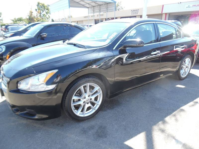 2014 NISSAN MAXIMA 35 S 4DR SEDAN black need financing we can help call now call today call