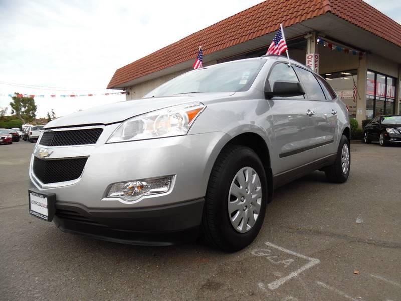 2011 Chevrolet Traverse AWD LS 4dr SUV - Fremont CA