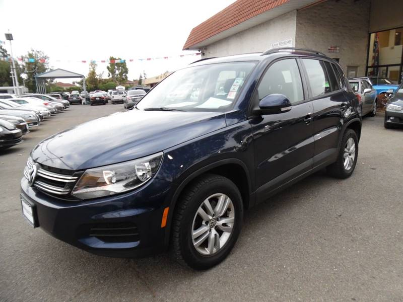 2015 VOLKSWAGEN TIGUAN S 4MOTION AWD 4DR SUV blue need financing we can help call now call tod