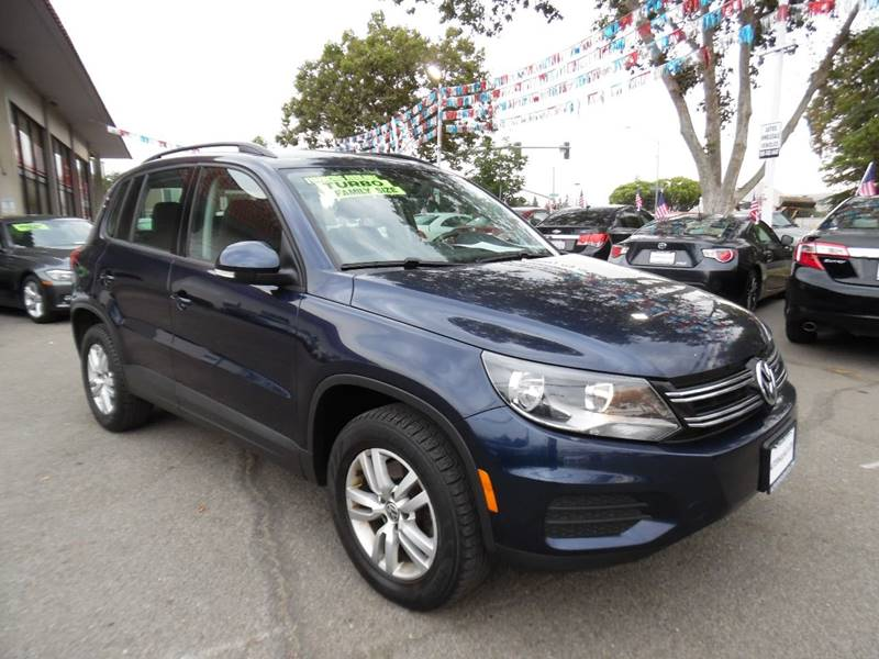 2015 Volkswagen Tiguan AWD S 4Motion 4dr SUV - Fremont CA