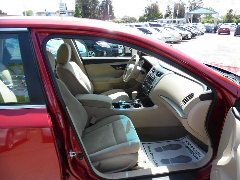 2014 Nissan Altima 2.5 S 4dr Sedan - Fremont CA