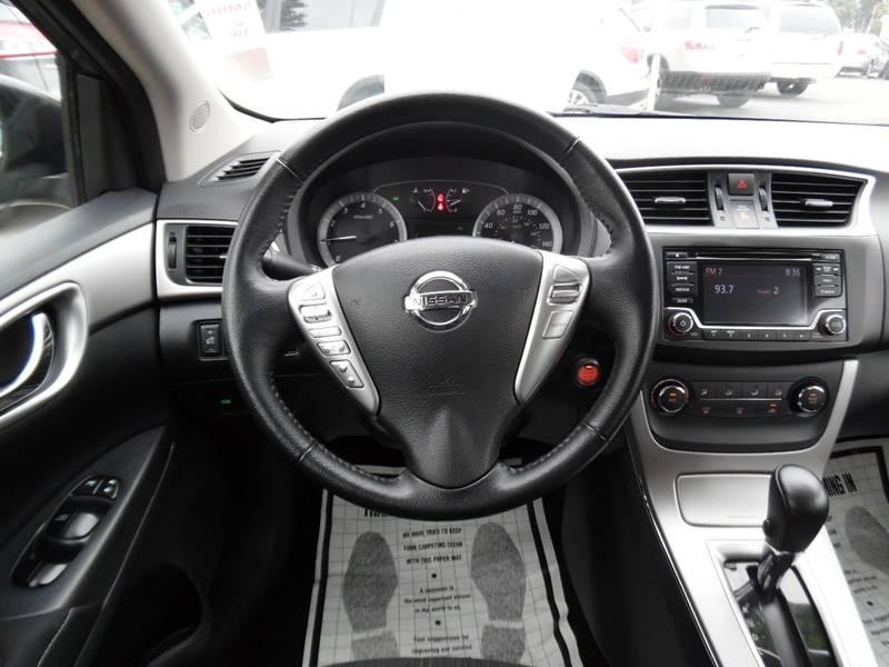 2015 Nissan Sentra SV 4dr Sedan - Fremont CA