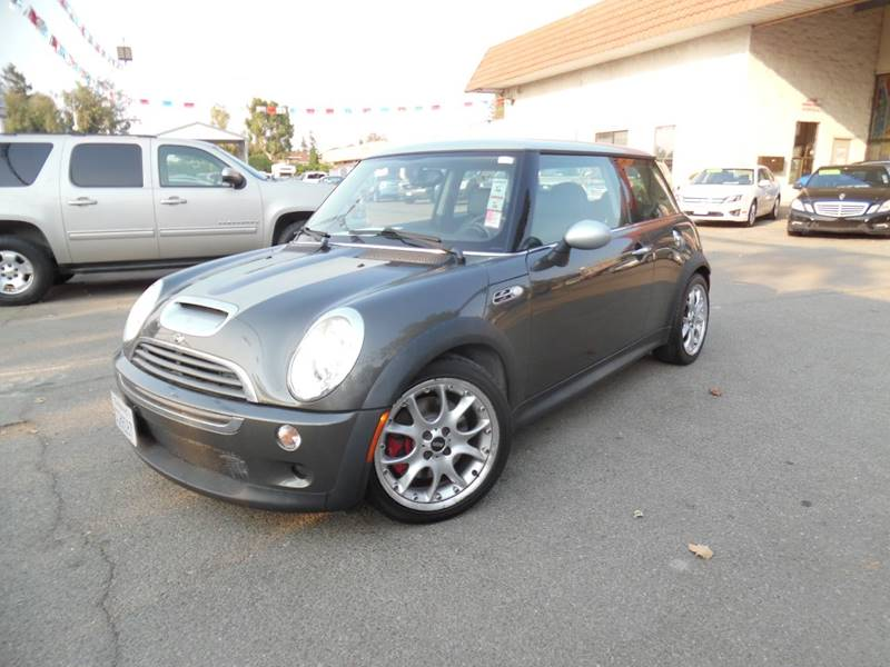2006 MINI COOPER S 2DR HATCHBACK silver need financing we can help call now call today call t