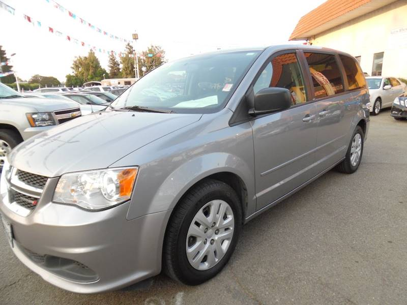 2014 DODGE GRAND CARAVAN SE 4DR MINI VAN gray need financing we can help call now call today