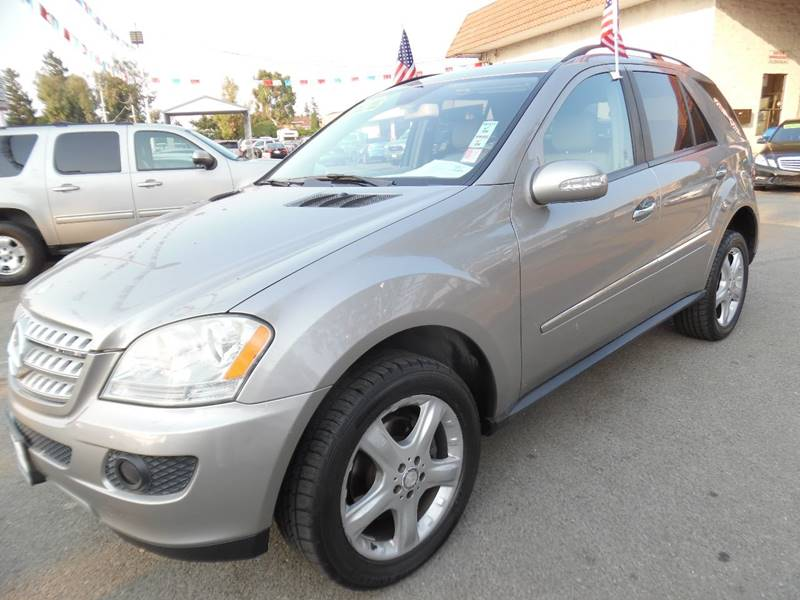 2008 MERCEDES-BENZ M-CLASS ML 350 AWD 4MATIC 4DR SUV tan need financing we can help call now c