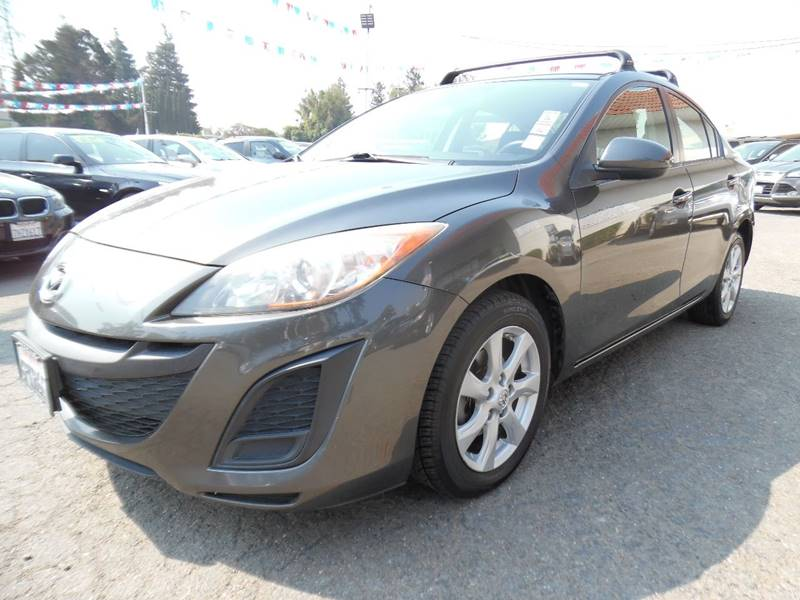 2011 MAZDA MAZDA3 I TOURING 4DR SEDAN 5A pewter need financing we can help call now call today